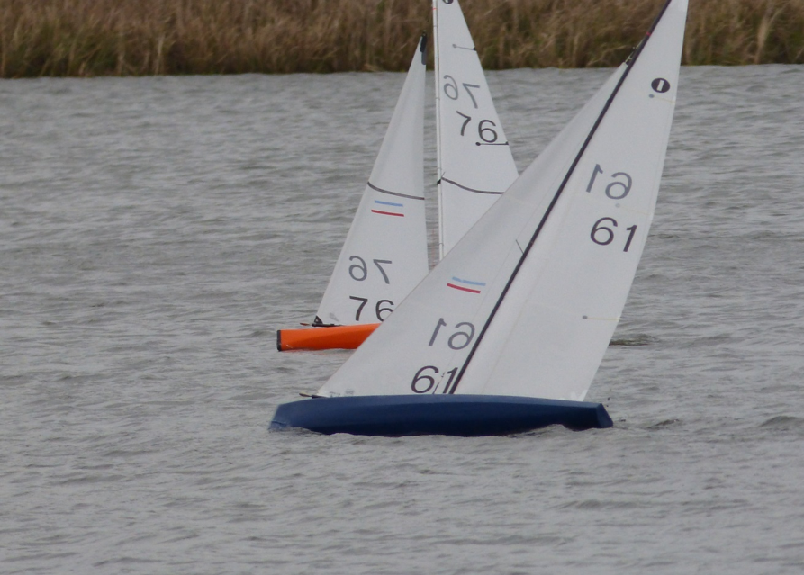 Yare Cup: Race Report and Results (IOM, Norwich MYC, 3rd