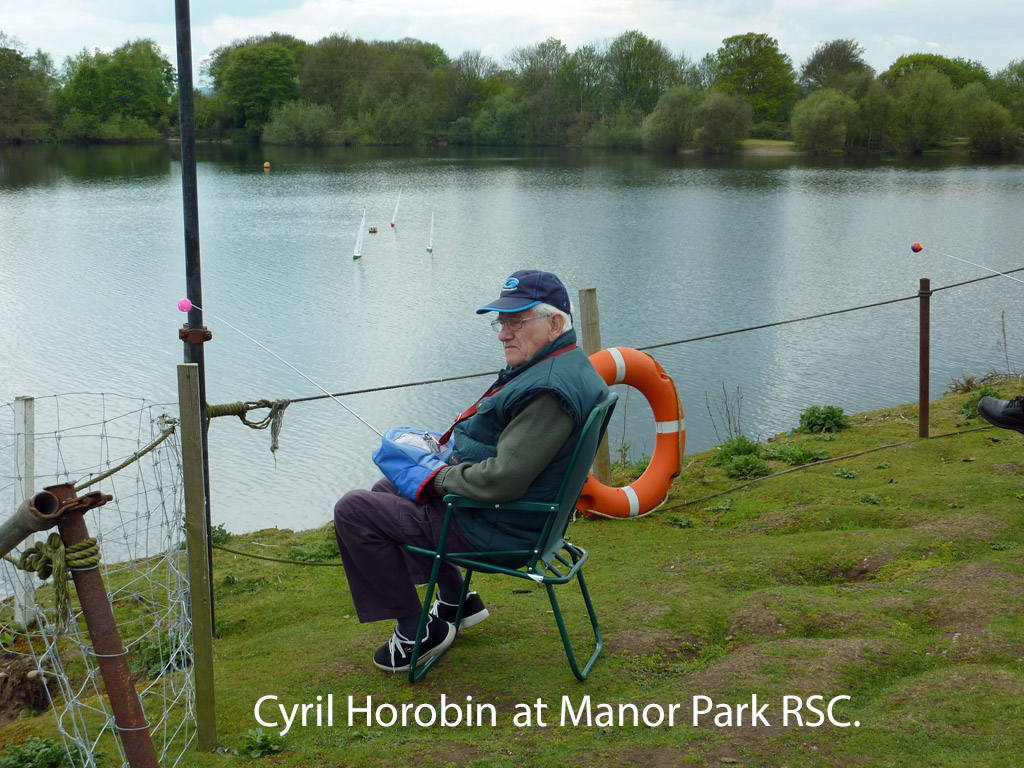 Cyril Horobin RIP.