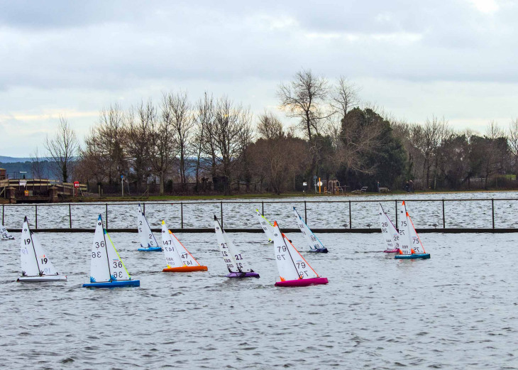 South West District IOM Winter Series 3 @ Poole 15/1/17