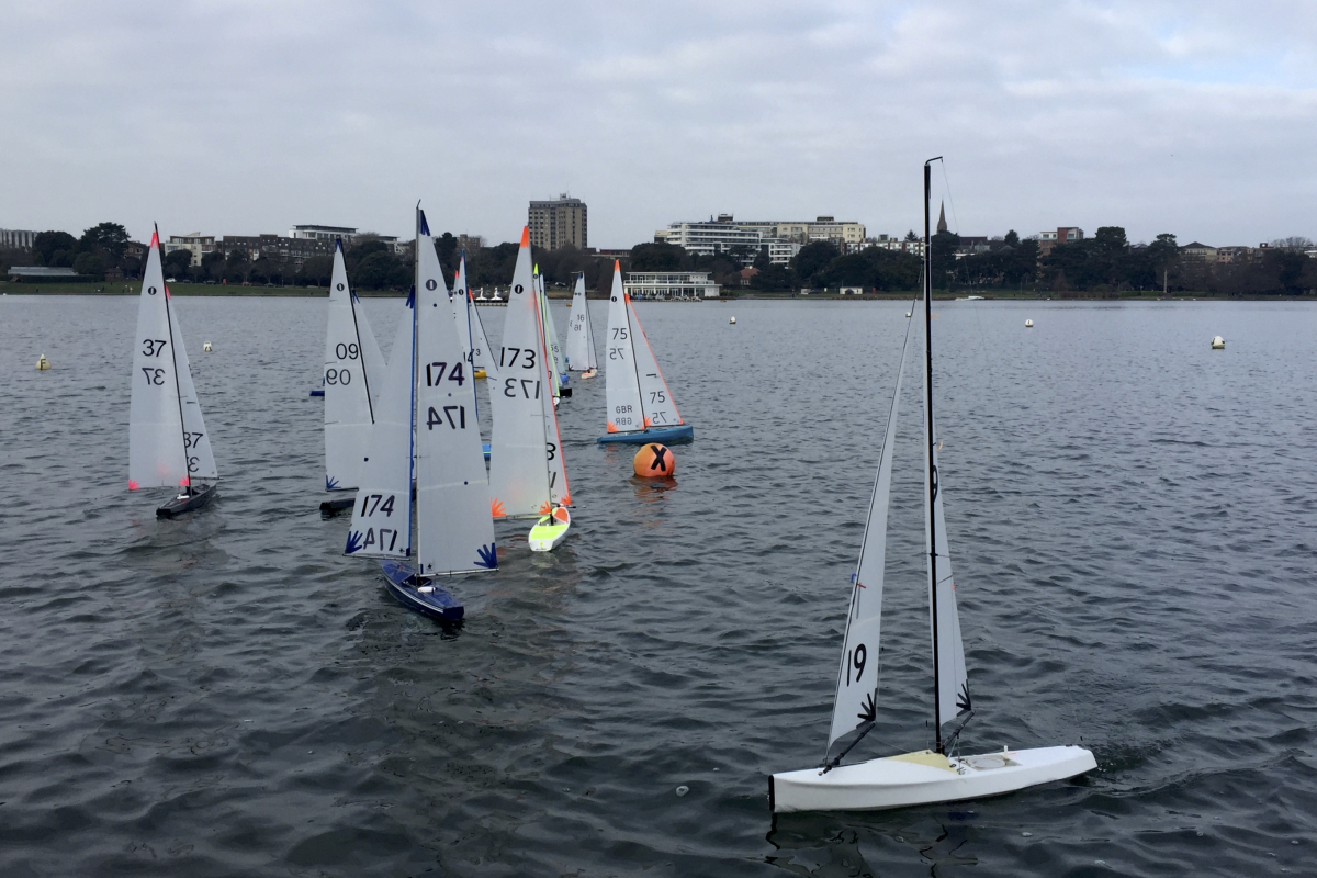 Winter Series 3 Results. Hosted By Poole RYC