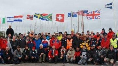 """A BIG """"Thank you"""" to the """"Worlds"""" Race team volunteers"""