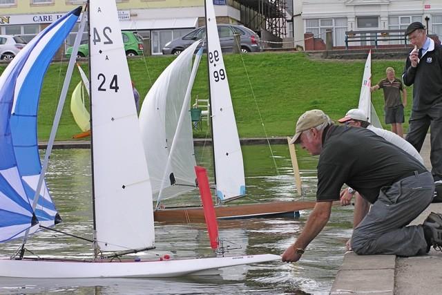 Vane Sailing
