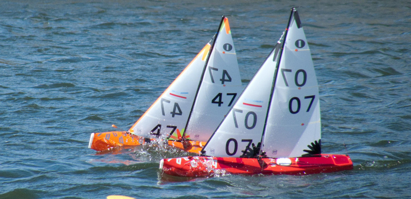 International One Metre – Model Yachting Association Great Britain
