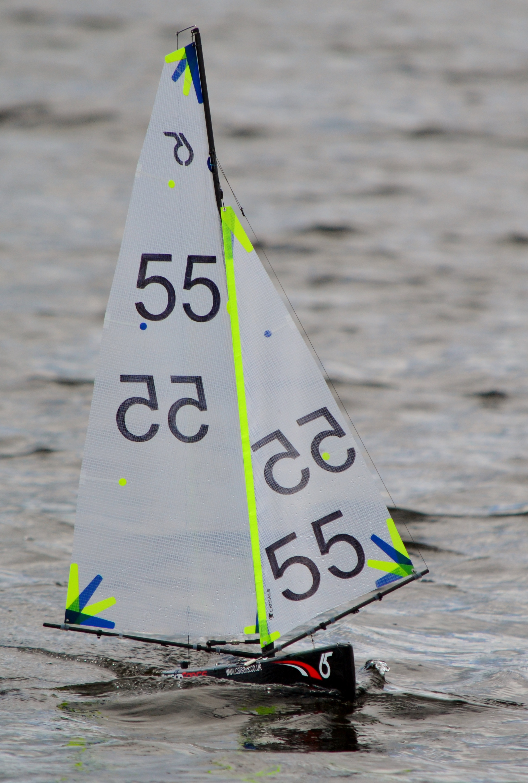 RG65/DragonForce @ Bournville – Model Yachting Association