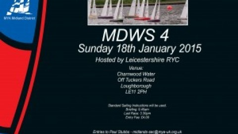 MDWS4 for IOM@ Leicester