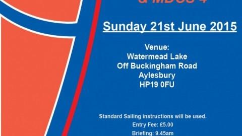 MDCS 4 @ Watermead- Sunday June 21st