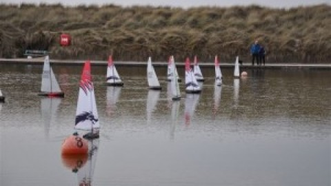 Dragon Force 65 @ Fleetwood- Summer Sailing Begins