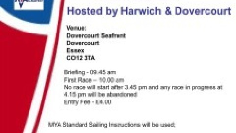 Murrison Cup for IOM @ Harwich and Dovercourt