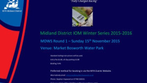 MDWS 1 @ Mkt Bosworth – Nov 15th 2015