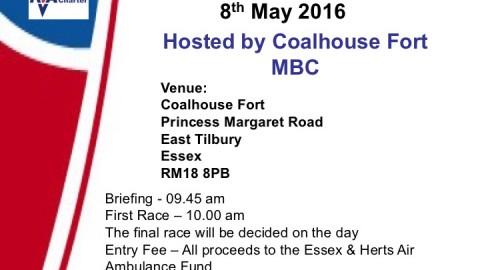 DF65 Charity Event – Coalhouse Fort MBC – 8th May 2016