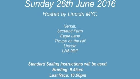 MDCS4 @ Lincoln MYC – Sun 26th June
