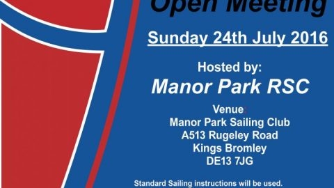 MDCS 5 for IOM @ Manor Park – 24th July 2016