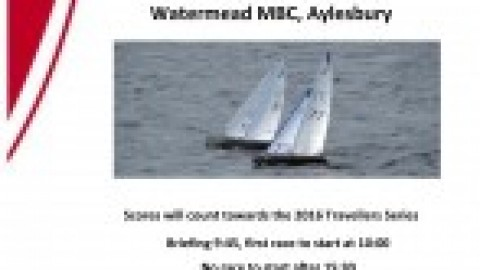 RG65 Travellers Series No1 & Open Event – Watermead MBC – 5th March