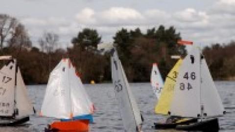 2016 Videlo Globe at Frensham Pond Sailing Club- Report
