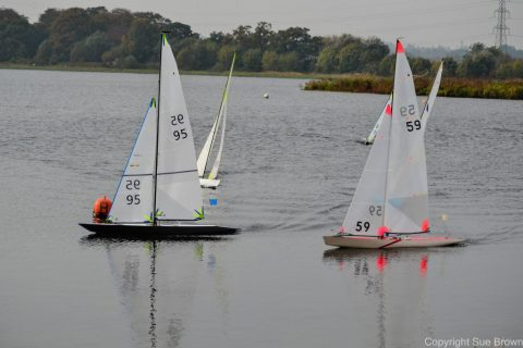 Graham Bantock takes 7th Radio A Nationals Title at Poole