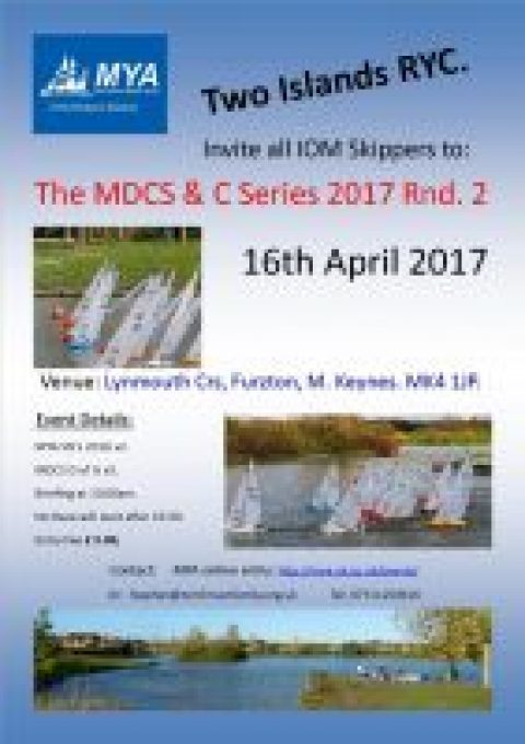 MDCS & C Series 2017 Rnd 2 Entry Open