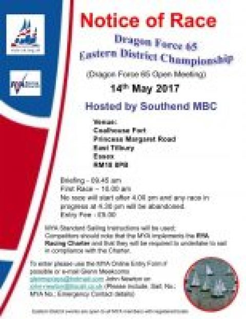 DF65 Eastern District Championship 2017
