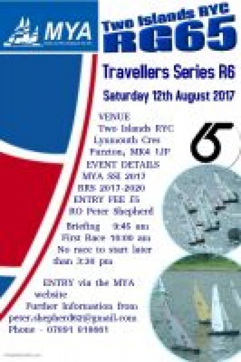 RG65 Traveller Series R6 Entry Open