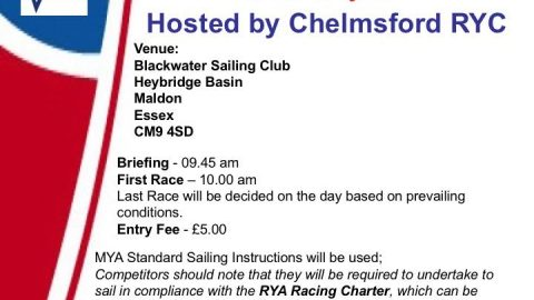 Oliver Lee Trophy – Chelmsford -1st Jan 2017