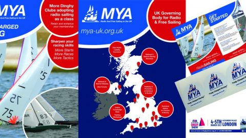 RYA Dinghy Show 2017 – 4th & 5th March – We'll be there -Will you?