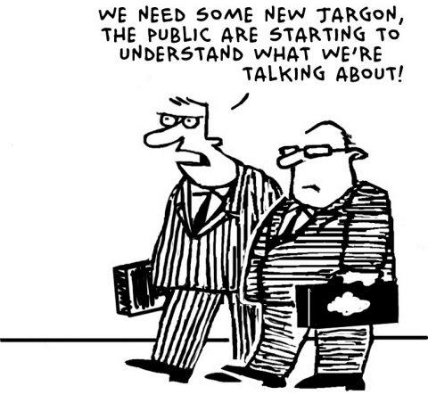 Jargon Busting