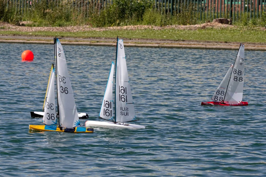 MYA RG65 Nationals 2017 Report and Results – Model Yachting