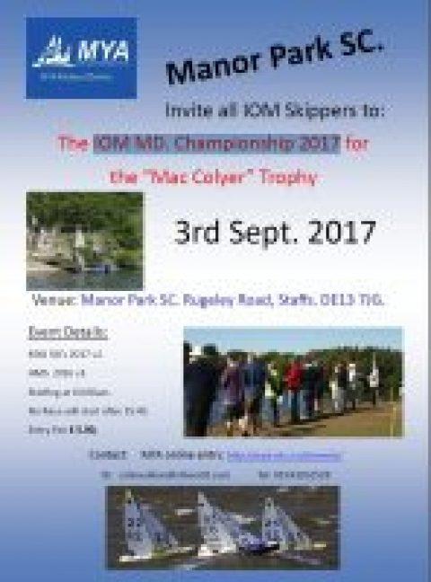 MD IOM Championship 2017