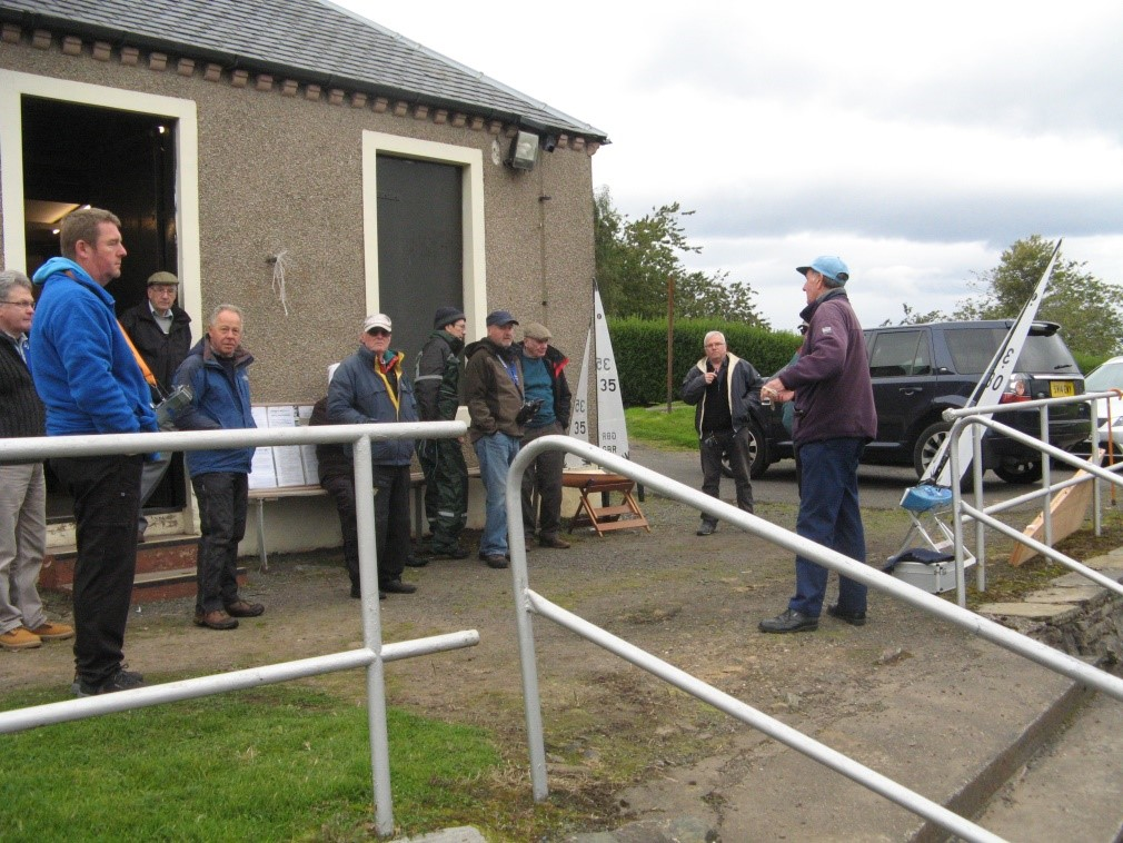 Scottish Districts Travellers 3 Briefing